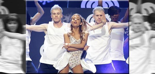 Ariana Grande Brasil V 205 Deo Novos Dan 231 Arinos Entram Para